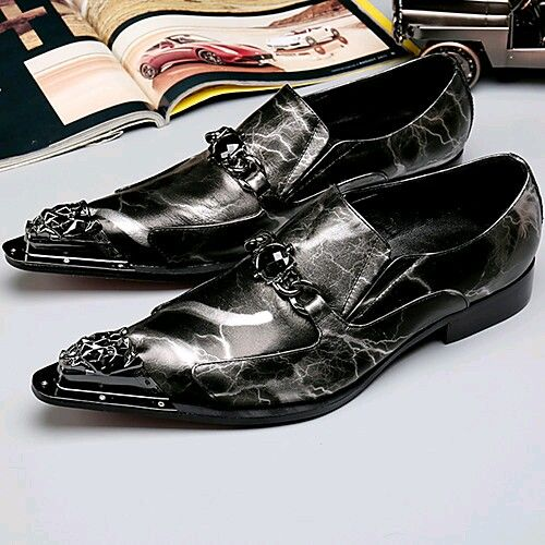 HOT Product! A hot product at an incredible low price is now on sale! Come check it out along with other items like this. Get great discounts, earn Rewards and much more each time you shop with us! http://www.lightinthebox.com/men-s-shoes-nappa-leather-fall-winter-formal-shoes-oxfords-metallic-toe-for-casual-party-evening-black_p6286162.html?&share_statistics_OS=Android&share_statistics_source=product_detail&share_statistics_type=product&share_statistics_platform=Pinterest