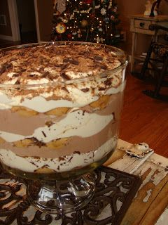Just Cooking: Tiramisu Trifle. Making this for my church's Coffee Hour.