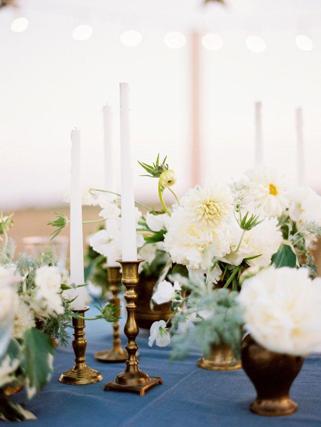 Joli mariage: inspiration paillettes et étoiles