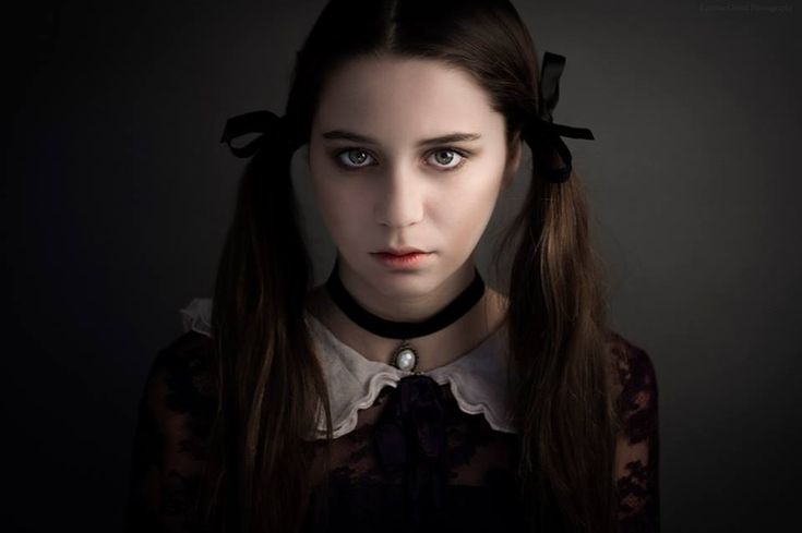 maquillage, halloween, poupée