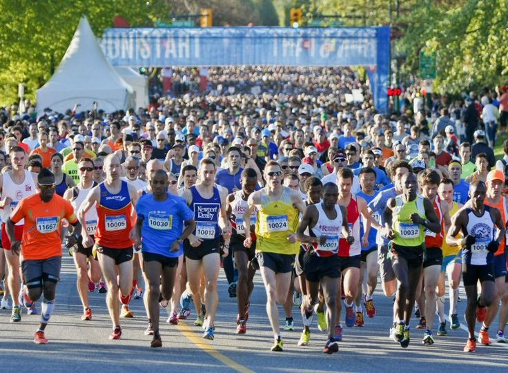 2013 BMO Vancouver Marathon