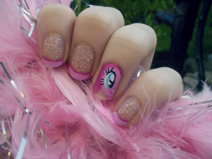 24 mejores imágenes de My little pony nails en Pinterest   Ponis ...