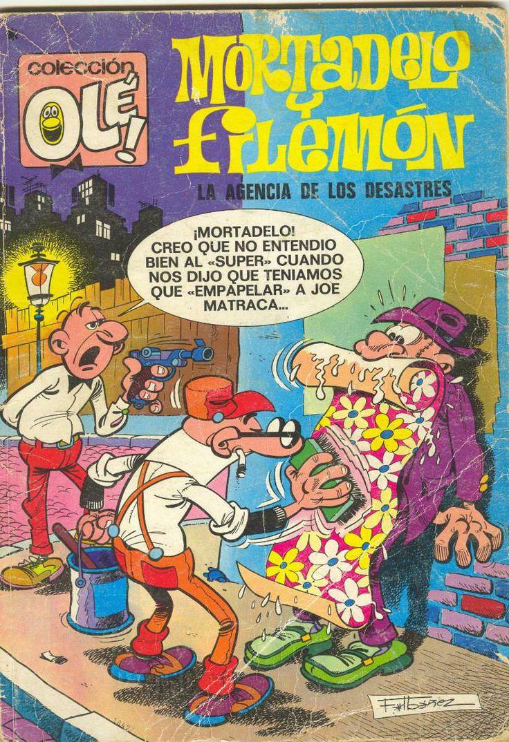 Mortadelo y Filemón 1978