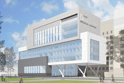 SUNY Downstate Medical Center NEW SCHOOL OF PUBLIC HEALTH  Construction of our state-of-the-art School of Public Health building is currently under way.
