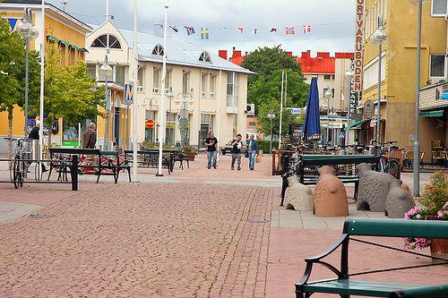 Street, Mariehamn, Åland, Finland