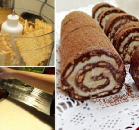Regina prăjiturilor cu ciocolată: cea mai delicioasă și simplă prăjitură cu ciocolată – Pentru a prepara această prăjitură delicioasă cu ciocolată, aveți nevoie de următoarele ingrediente: Pentru p…