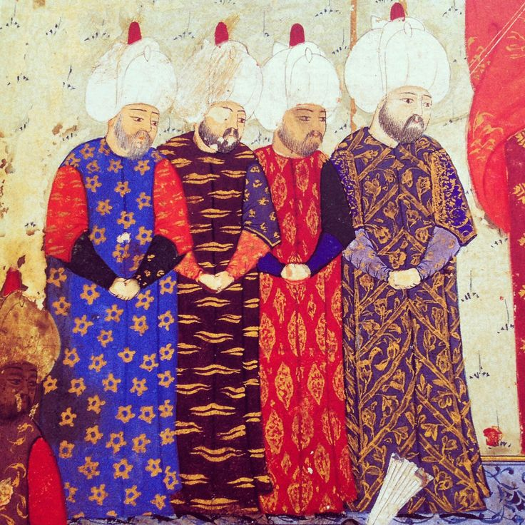 Nüzhet (el-esrar) el-ahbar der sefer-i sigetvar by Feridun Ahmet Bey and Nakkas Osman Topkapı Palece Museum No: 1339 envanter