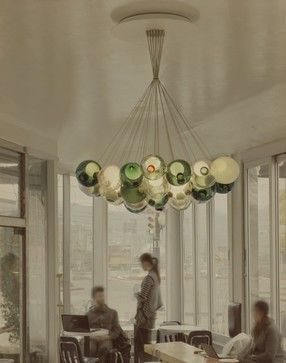 Bocci 28 Cluster with Colour contemporary-chandeliers & 52 best Bocci images on Pinterest | Chandeliers Lighting design ... azcodes.com