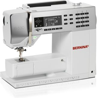 A machine for the established hobbyist.  If you enjoy your sewing hobby, want a full size machine and don't embroider, the B 530 is a great fit for you. With your choice of BERNINA accessories, the B 530 will take you from crafting to home decorating to quilting with ease. And the B 530 is compatible with the BERNINA Stitch Regulator.