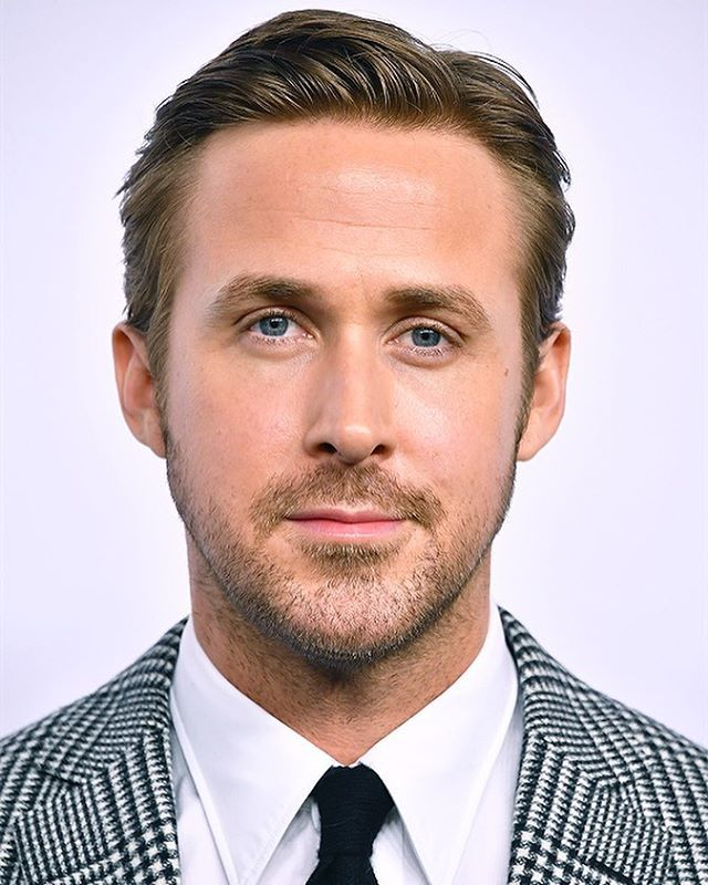 nice 45 Hot Ryan Gosling Haircuts - Rocking The Retro Look Check more at http://machohairstyles.com/best-ryan-gosling-haircuts/