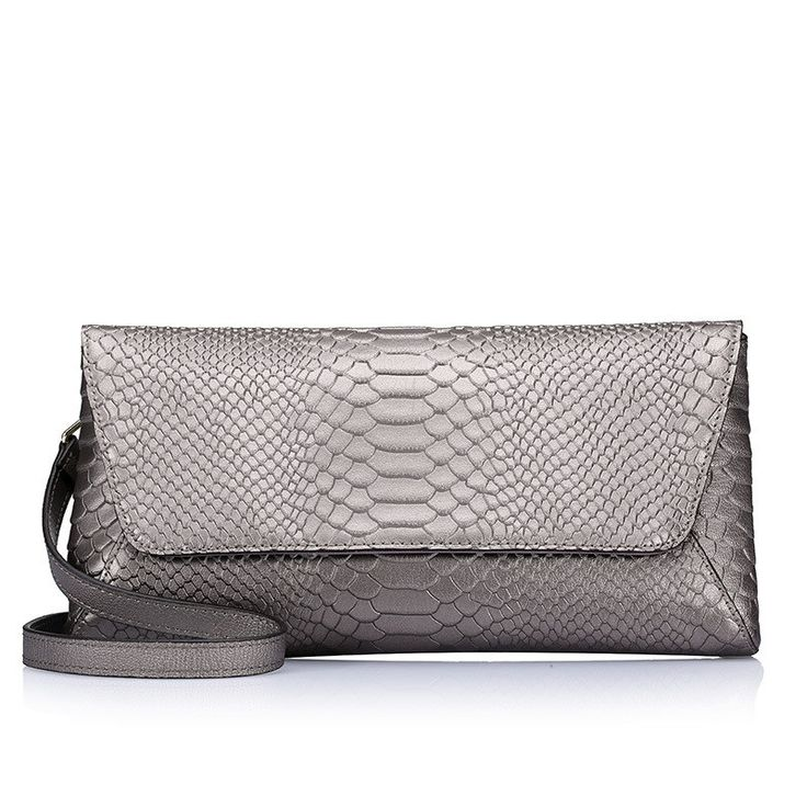 Luxury2016 Serpentin echtem leder Frauen handtasche Flap tasche Mode Party Clutch Bag Hülle Geldbörsen Kleine umhängetasche //Price: $US $35.46 & FREE Shipping //     #dazzup