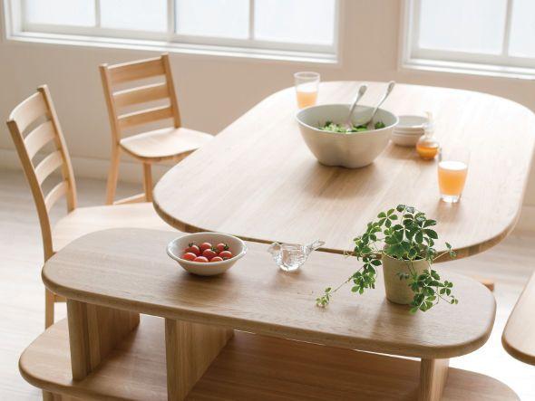 飛騨産業 baguette life TABLE