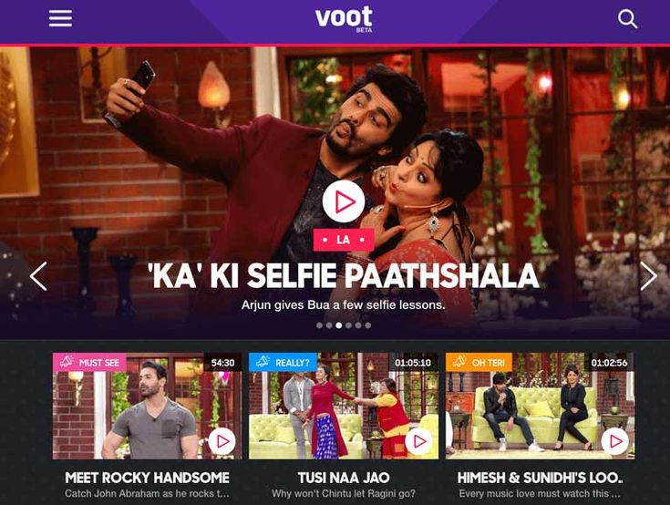 Voot App Download for Android iOS iPhone iPad Without