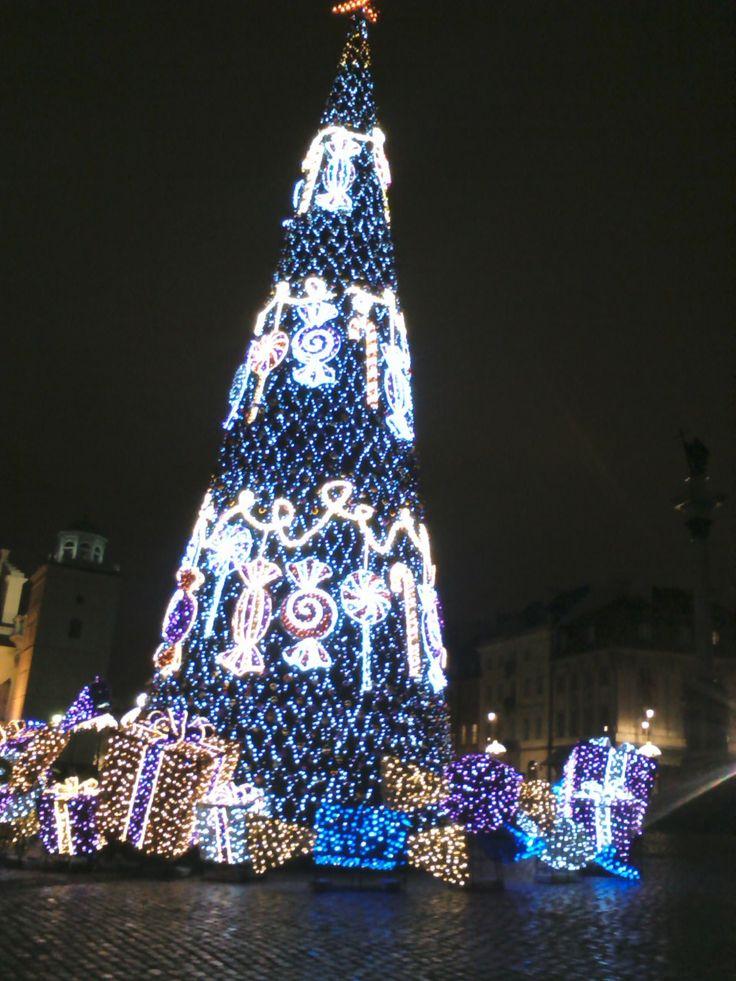 Klimat świątecznej Warszawy