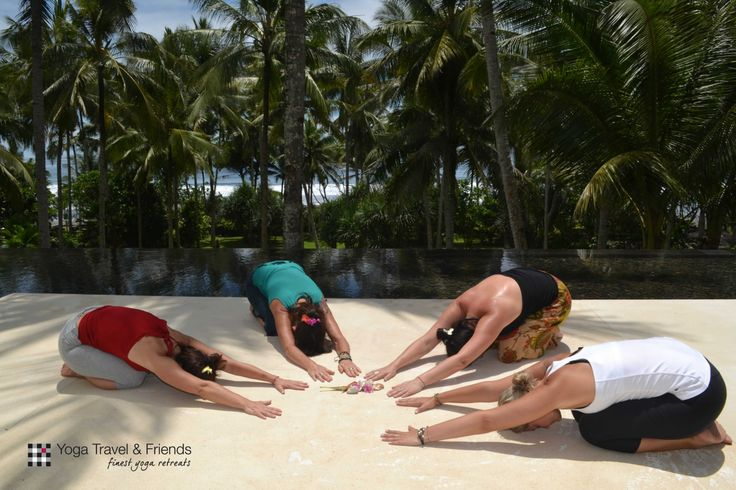 #yoga #strand #meer #bali