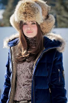 Scenes from Aspen Fashion Week, where several IMTA alumni models walked the high altitude and high energy catwalk!
