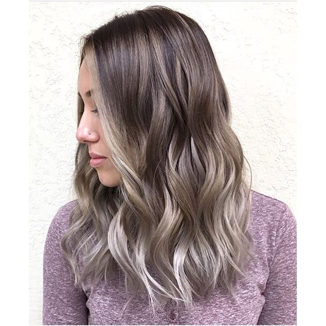 Ash ombré blend. Color by @mizzthuy  #hair #hairenvy #hairstyles #haircolor #ash #ombre #newandnow #inspiration #maneinterest