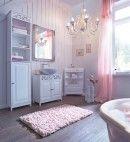 bad badmöbel landhaus, hochschrank weiß, bad hochschrank, bad hochschrank weiß,