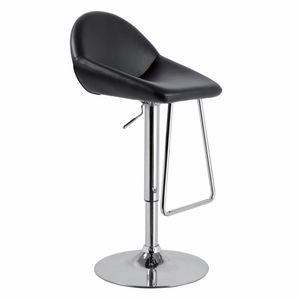 Modrest T1138 - Contemporary Eco-Leather Bar Stool