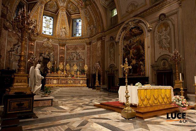 Basilica S.Maria degli Angeli e dei Martiri - Roma