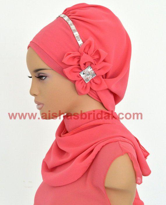 New Season Ready To Wear Hijab  Code: HT-0205 Hijab by HAZIRTURBAN