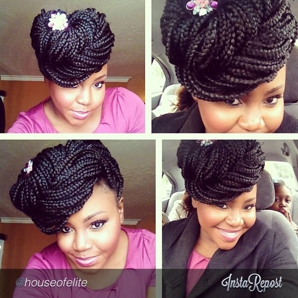 82 best Natural and Braided styles images on Pinterest | Natural ...