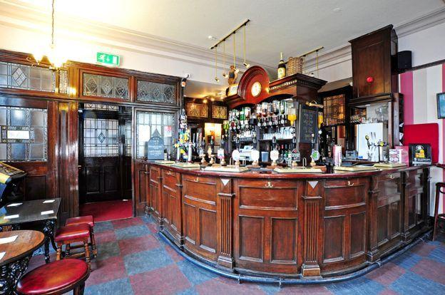 Duke William bar, Stoke-on-Trent