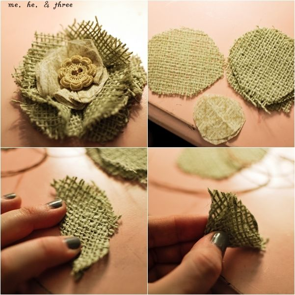 This would match some of the theme and you can paint some of the petals too! :D