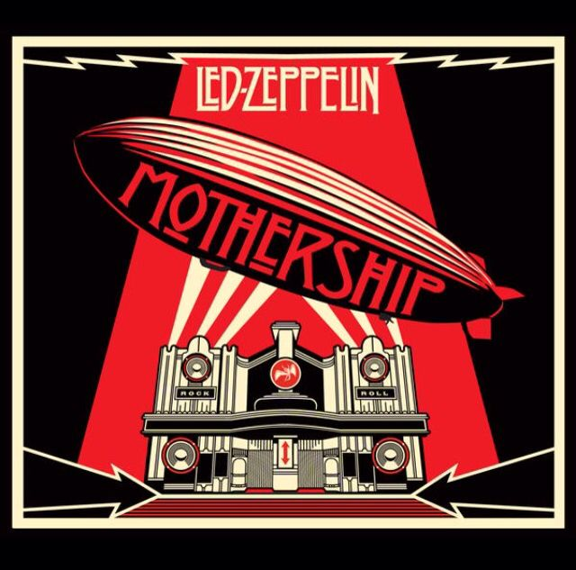 Led Zeppelin, Mothership, November 13, 2007 Best Songs Good Times Bad Times, Black Dog, Dazed and Confused, A Whole Lotta Love, Babe I'm gonna Leave you, Ramble On, Immigrant Song, Rock and Roll, When the Levee Breaks, Stairway to Heaven, Over the Hills and Far Away, D'Yer Mak'Er, No Quarter, House of the Holy, Kashmir, Achilles Last Stand, Nobody's Fault but Mine, In the Evening, All of my Love.