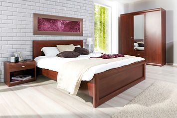 DOVER SZYNAKA Bedroom furniture set. Dover collection is an offer for experts of traditional furniture. Polish Szynaka Modern Furniture Store in London, United Kingdom #furniture #polish #szynaka #bedroom