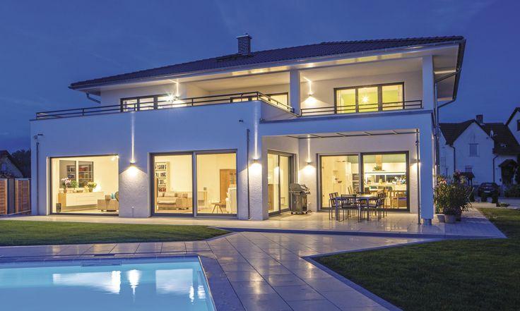 7 best Außenfassade images on Pinterest Floor plans, Homes and - franzosisches landhaus arizona