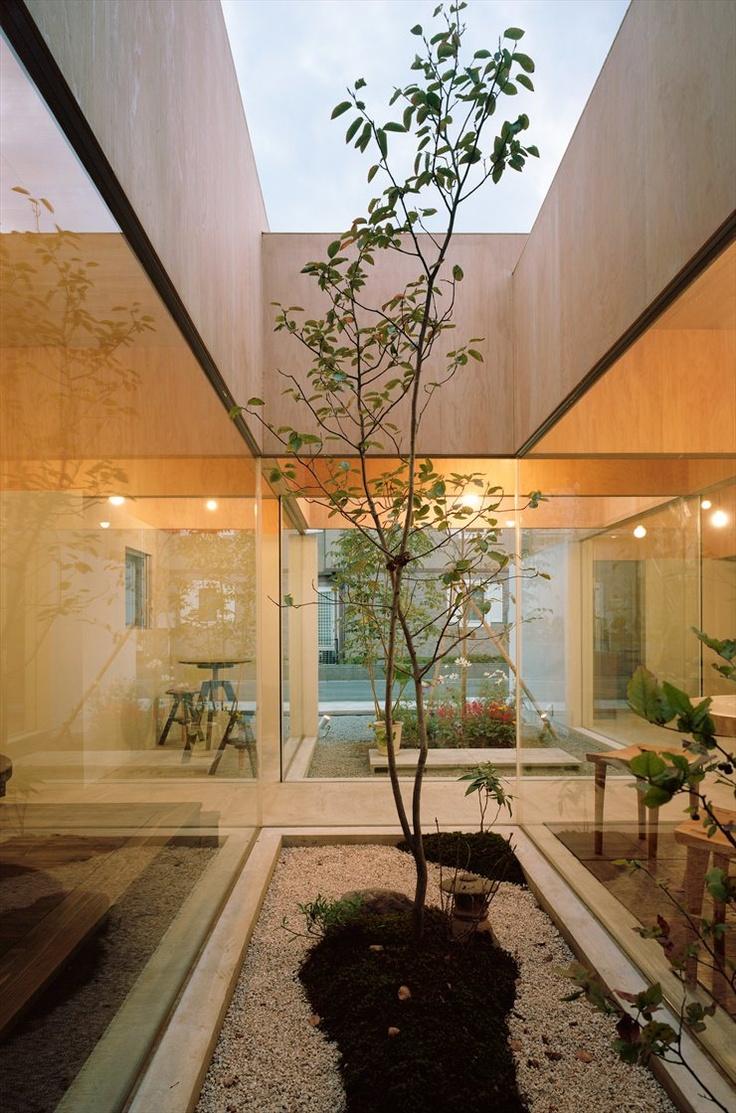 Tablehat, Kanagawa, 2011 by Hiroyuki Shinozaki Architects architecture japan hosue garden kanagawa