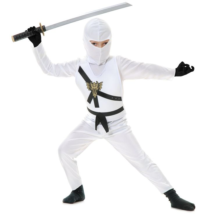 lego ninjago white ninja costume kids pinterest kind lego und ninja kost me. Black Bedroom Furniture Sets. Home Design Ideas