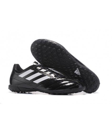 Adidas Hombres ACE 17.4 TF Zapatillas Futbol Sala Negro Blanco Botas De Fútbol