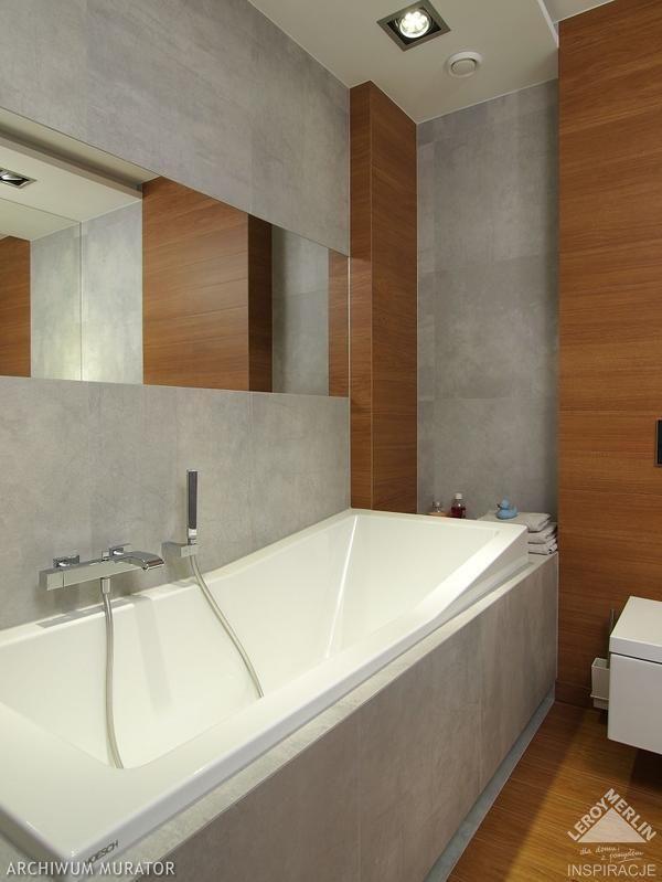 Cudna Lazienka Co To Za Plytki Lazienka Forum I Wasze Wnetrza Leroy Merlin Bathroom Bathtub Alcove Bathtub