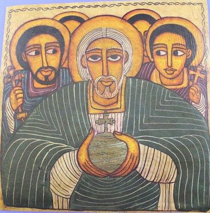 Fr Ray Blake's Blog: Ethiopian Icons