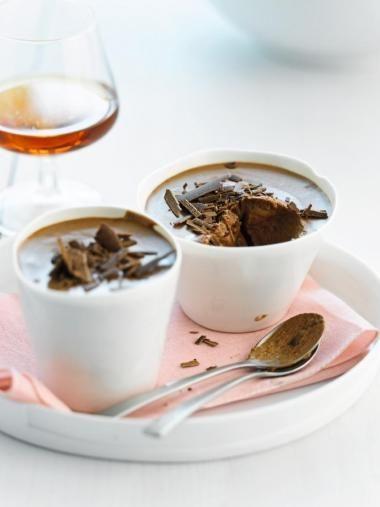 Recept voor chocolademousse   njam!