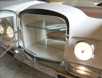 car bar, way cool  #Man #Cave #Garage