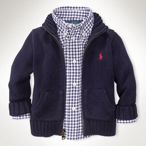 ridiculously cute baby boy clothing! And this would be Carlie Approved! ;)