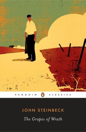 Great book, I can see why Steinbeck won a Pulitzer.