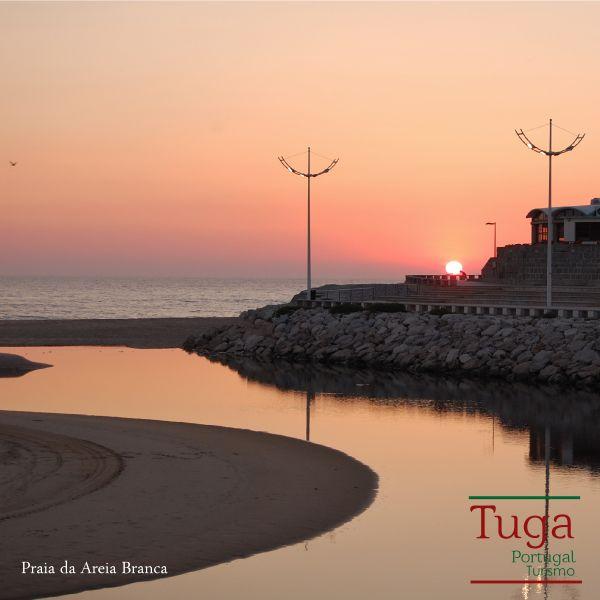 Portugal Turismo - Praia da Areia Branca