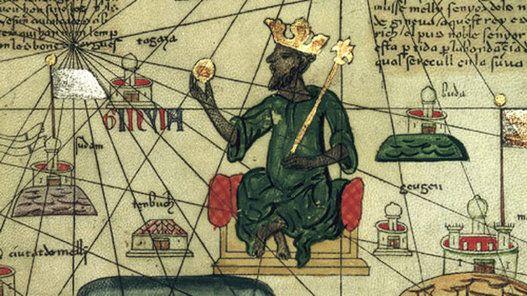 """Mansa Musa foi o décimo Mansa, """"Imperador"""" ou """"rei dos reis"""" do Império Mali. Ele viveu de 1280 a 1337 foi o rei de Timbuktu devido à sua influência no comércio e na cultura da cidade. Segundo historiadores, o reino africano de Musa era o maior produtor de ouro do mundo na época, o que deu impulso à sua fortuna, a qual não pode ser calculada ou descrita com exatidão devido aos registros escassos. No entanto, a revista Time definiu-o como um dos homens mais rico do mundo que já existiu...."""