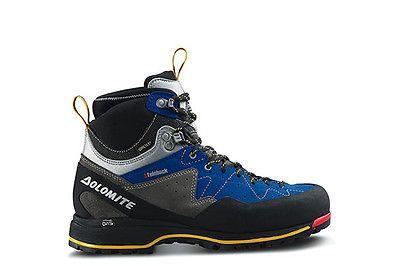 Scarpe Trekking DOLOMITE STEINBOCK APPROACH HP GTX cobalt EU 43 1/3 UK 9 UK 9 - EU 43 1/3 Scarpe Trekking Escursionismo DOLOMITE STEINBOCK APPROACH HP GTX cobalt                                                                                                                               Approach                                                                                     Approach è la linea pensata per soddisfare le esigenze degli  appassionati di montagna e di chi inizia ad…