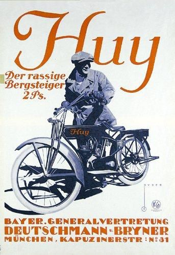 Huy Motorcycle (1926)