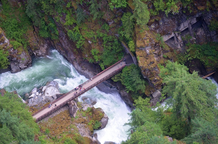 Othello Tunnels - Hope, B.C. Photo Credits: Angela Coughlin http://travelthecanyon.com