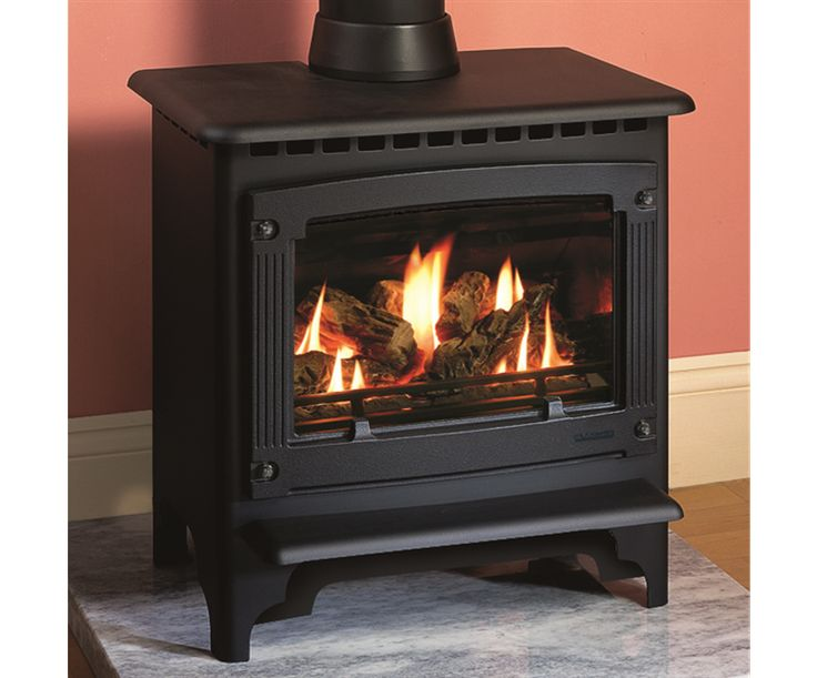 Medium Marlborough Gas Stove Balanced Flue Free