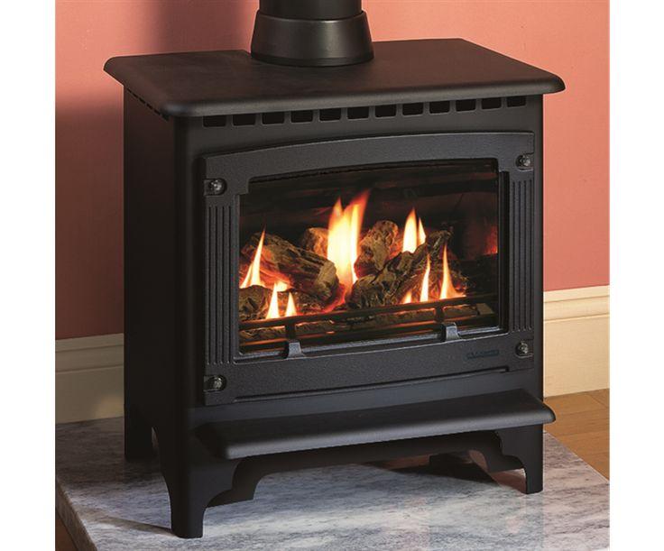 Medium Marlborough Gas Stove (Balanced Flue) | Free Standing - Gas Stoves | Stoves | Fireplaces and Stoves | Gazco