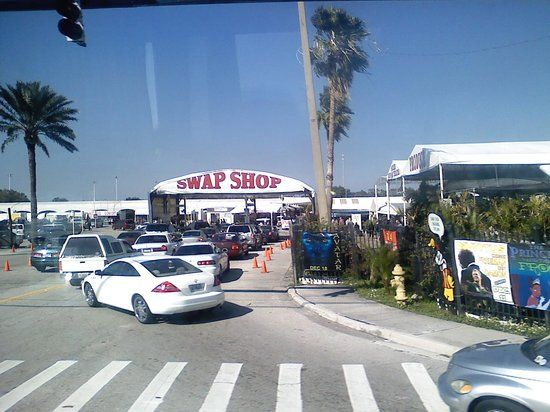 Swap Shop, Fort Lauderdale: See 314 reviews, articles, and 133 photos of Swap Shop, ranked No.37 on TripAdvisor among 153 attractions in Fort Lauderdale.