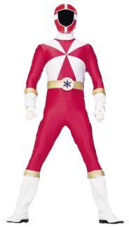 Lightspeed Rescue Red Ranger   Go Go Power Rangers ...