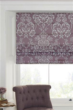 Buy Roman Blind from the Next UK online shop  Mauve? Kitchen? Match NYC canvases